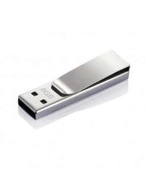 Memorie USB Tag 8GB, Argintiu