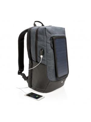 Rucsac de laptop cu panou solar Sun Power