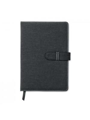 Notebook Bisnote A5 cu Coperta Textil