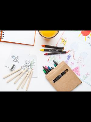 Set de 12 Creioane Cerate