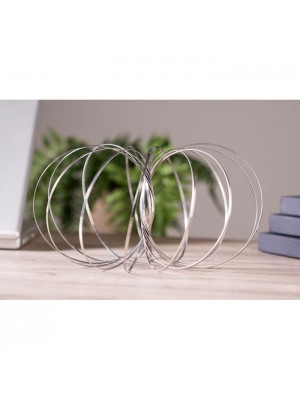 Spinner din Otel Inoxidabil Flow Ring