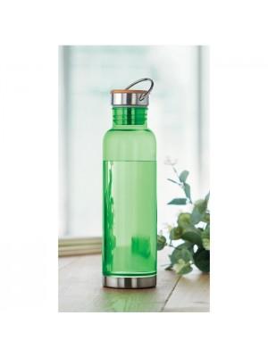 Sticla Apa 800 ml din Tritan™ BPA Free cu Capac Decorat cu Bambus, Basic