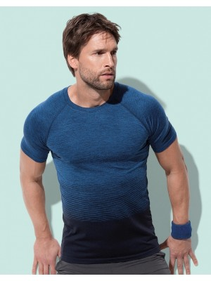 Tricou Barbatesc Active-Dry, Seamless Raglan Flow | Stedman Collection